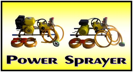 IKAME power sprayer