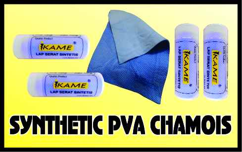 SYNTHETIC PVA CHAMOIS IKAME